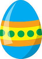 Декоративное пасхальное яйцо