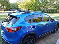 Рейлинги функциональные на Mazda CX-5 2011+