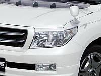 Реснички Toyota Land Cruiser 200 2012+