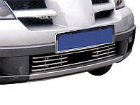 Решетка радиатора на Mitsubishi Outlander 2003-06