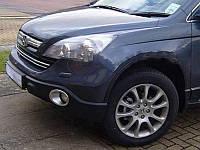 Хром галогенок на Honda CR-V 2006-12 (BKT-CRV-L01)
