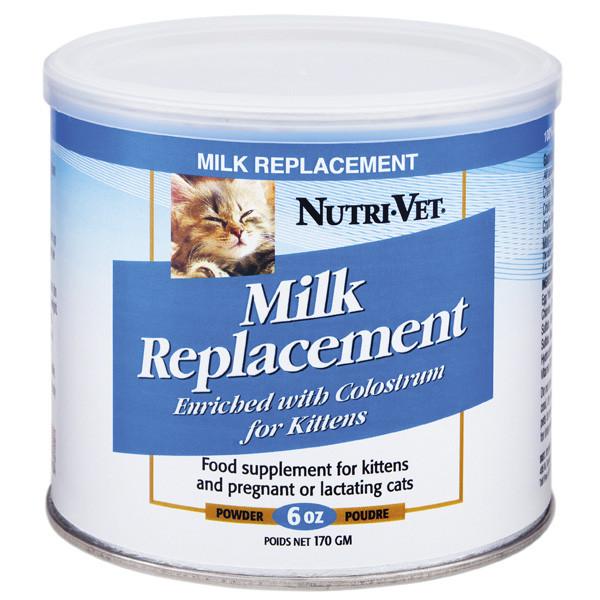 Nutri-Vet Kitten Milk НУТРИ-ВЕТ МОЛОКО ДЛЯ КОТЯТ заменитель кошачьего молока для котят