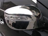 Хромированные накладки на зеркала Hyundai IX35 2010-13 (BKT-HT-C91)