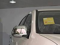 Хромированные накладки на зеркала Mitsubishi ASX 2012+ (BKT-MA-C31)