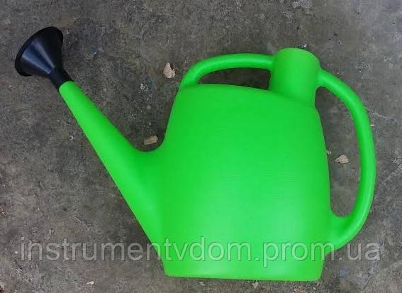 Лейка садовая пластиковая (10 л)
