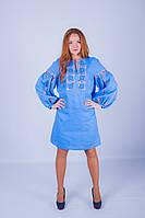 Женское платье в этно-стиле «Райдуга»