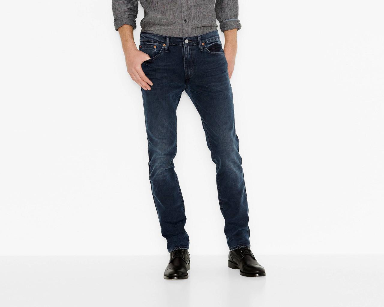 Джинсы Levi's 511 Slim Fit, Red Bluff, 38W30L, 045111771