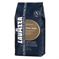 Кофе в зернах Lavazza Crema e Aroma Espresso 1кг. (Италия)