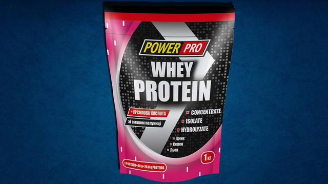 Сывороточный протеин Whey Protein