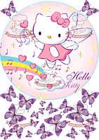 Картинка из мультика Hello Kitty № 1