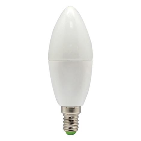 5шт Светодиодная LED лампочка LB-737 E14 6W 4000K