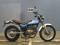 Мотоцикл SUZUKI VANVAN 200 без пробега по Украине