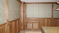 Деревянные стеновые панели, фото 1