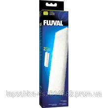 Губка Fluval Foam Filter Block для внешнего фильтра Fluval405/406, 2 шт