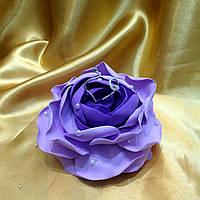 """Подставка для обручальных колец """"Сиреневый цветок"""""""