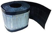 Лента подконьковая вентиляционная Alu Вентек 240 мм