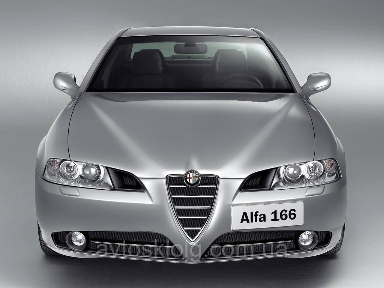 Стекло лобовое, заднее, боковые для Alfa Romeo 166 (Седан) (1988-1997)