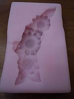 Молд кондитерский Ветка с цветами