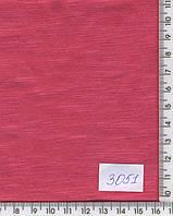 Трикотаж (березка,караллово-алый) 3051