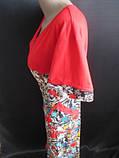 Халат женский с поясом, фото 2