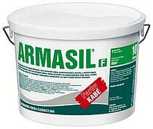 Краска фасадная  силиконовая Farby KABE ARMASIL F , ведро - 10 л