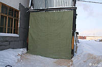 Брезентовые шторы под заказ