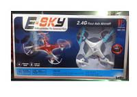 Радиоуправляемый квадрокоптер E-Sky 123 2.4G Радиоуправляемая модель