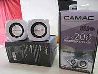 Колонки компьютерные Camac CMK-208/B/W