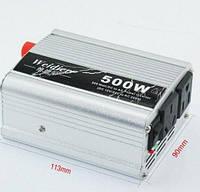 Инвертор / Преобразователь напряжения 500W
