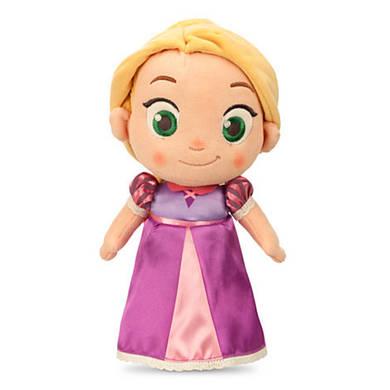 СУПЕР ЦЕНА! Кукла Рапунцель Дисней плюшевая кукла малышка 30 см / Rapunzel Plush Doll Disney