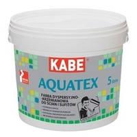 Краска интерьерная  дисперсионно-силикатная Farby KABE AQUATEX , ведро - 5 л