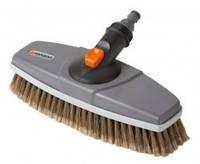 Щетка моющая для машин Gardena из конского волоса