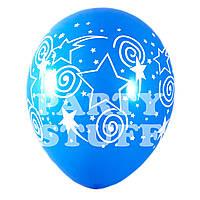 """Воздушные шары ассорти пастель Кометы 12"""" (30 см) 100 шт, фото 1"""