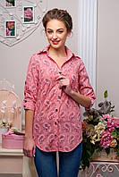 """Блузка рубашечного покроя """"Лорен"""""""