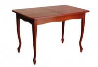 Стол деревянный Кабриоль раздвижной