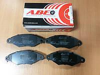 """Колодки тормозные передние RENAULT KANGOO (KC0/1) 1.2-1.9 1997> """"ABE"""" C1R012ABE - производства Польши, фото 1"""