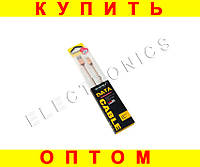 Фирменный кабель AWEI microUSB iphone 5 6 CL-300