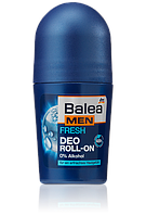 Дезодорант-антиперспирант Balea Men Deo Roll-On Fresh 50ML