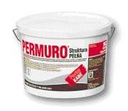 Штукатурка короед акриловая Farby KABE PERMURO размер зерна: 1,5 мм, ведро - 25 кг