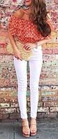 Женские стильные джинсы РК090, фото 1