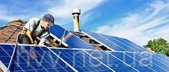Сетевая солнечная станция 5 кВт (3-фазы, 2 МРРТ). Зелёный тариф.