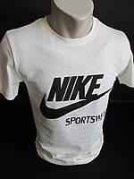 Мужские летние футболки с надписями от производителя, фото 1