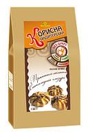 """Песочное печенье """"Топленое молоко в шоколадной глазури"""" со стевией 130 г Стевиясан KK-0046"""