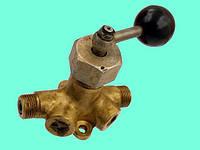ПК/12 Клапан запорный (перепускной кран)