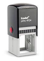 Оснастка для круглой печати Trodat 4924/4940 D40мм с колпачком