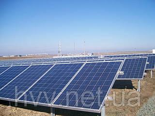 Сетевая солнечная станция 25 кВт (3 фазы, 2 МРРТ). Зелёный тариф.