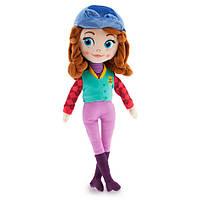 София прекрасная / Принцесса София плюшевая кукла 33 см Дисней / Sofia the First Plush Doll Disney