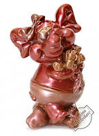 Шоколадный подарок детишкам. Слоник с цветами