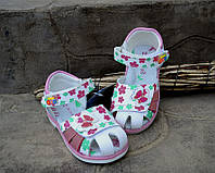 Детская обувь босоножки на девочку 21-26р