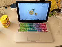 Накладка (защита) на клавиатуру MacBook air.pro 11.6/13 /15
